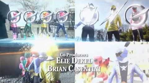Power Rangers Super Megaforce - Opening Theme 1 (HD)