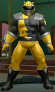 Legacy Wars Yellow Hyperforce Ranger