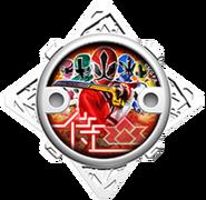 Samurai Ninja Power Star