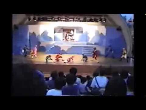 Carranger Stage Show at Return of Himitsu Sentai Gorenger at Nostalgia