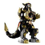 Legacy Black Gold Dragonzord 02
