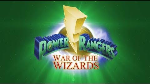 Power Rangers War Of The Wizards Groovy Ranger Arc Final Opening