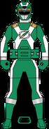 Green Treasure Hunter Key