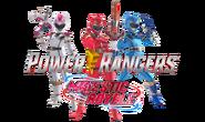 Power Rangers Majestic Royal Poster