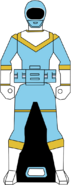 Blue Shape Ranger Key