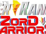 Power Rangers Zord Warriors