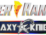 Power Rangers Galaxy Knights
