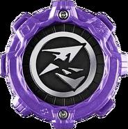 KSZe-Kakuranger Gear (Dark) (Kikai Side)
