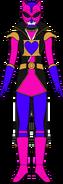Dark Queen Ranger