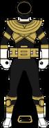 Gold Shape Ranger Key