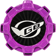 KSZe-Go-Busters Gear (Dark) (Kikai Side)