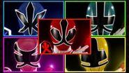 Power Rangers Super Samurai - Baldi Ji's Basics