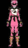 Super Shaolin Fury Pink Ranger