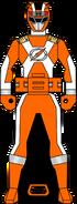 Orange Treasure Hunter Key