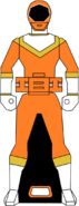 Orange Shape Ranger Key