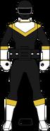 Black Shape Ranger Key