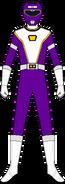 Purple Turbo Charge Ranger