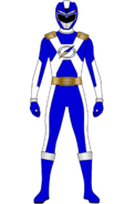 Blue Treasure Hunter