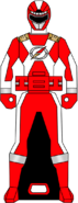 Red Treasure Hunter Key