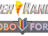 Power Rangers Robo Force