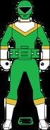 Green Shape Ranger Key
