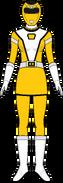 Yellow Turbo Charge Ranger