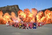 45 Red Sentai Rangers Zenkaiger.jpg