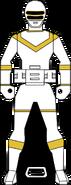 White Shape Ranger Key