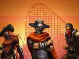 Vengeance Rangers