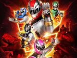 Power Rangers Armored Saurus