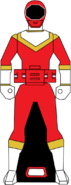 Red Shape Ranger Key