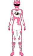 Shaolin Fury Pink Ranger