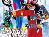 Power Rangers Chivalry Force