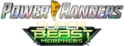 Power Rangers Super Beast Morphers logo.png