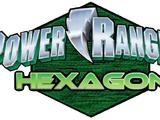 Power Rangers Hexagon