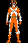 Orange Treasure Hunter
