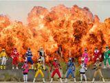 Rangers legendarios (Super Ninja Steel)