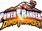 Power Rangers: Dino Trueno