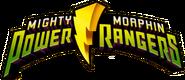 Mighty Morphin Power Rangers 2010 logo