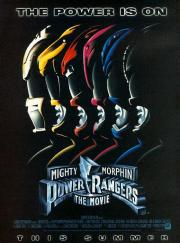 Mighty Morphin Power Rangers: La Película