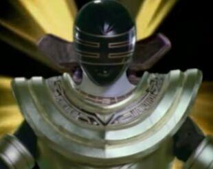 Gold Zeo Ranger (II)