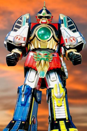 Thunder Megazord (Mighty Morphin)