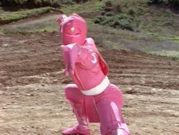 Pink Ninja Ranger (I)