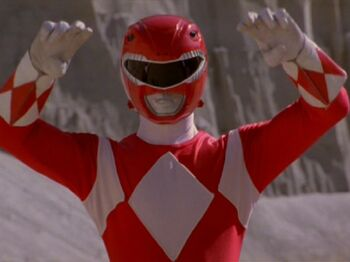 Red Mighty Morphin Ranger (I)