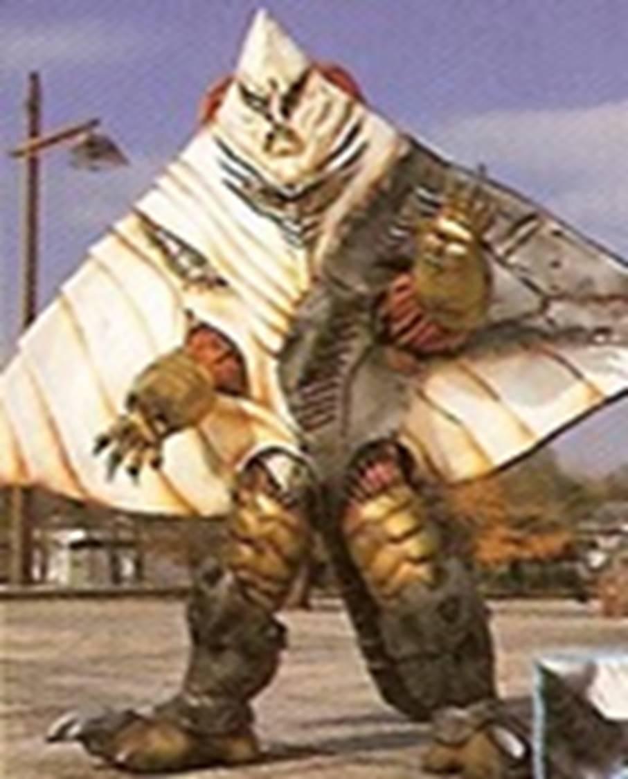 Monstruos de Power Rangers: En el Espacio