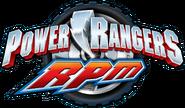 Power Rangers RPM logo
