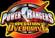 Power Rangers Operation Overdrive logo