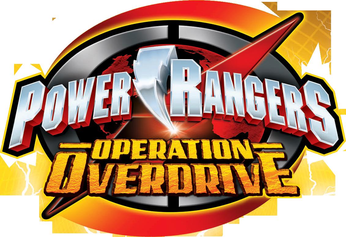 Power Rangers: Operacion Sobrecarga
