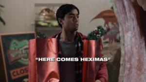 Aqui viene Heximas