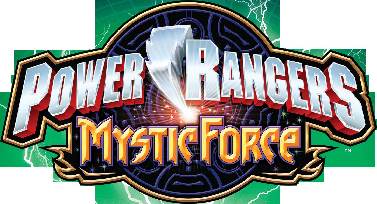 Power Rangers: Fuerza Mistica